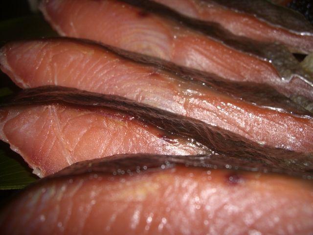 塩引鮭 切り身