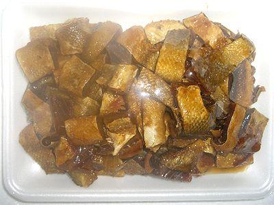 鮭のうま煮