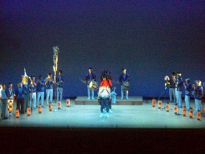 大津の獅子舞