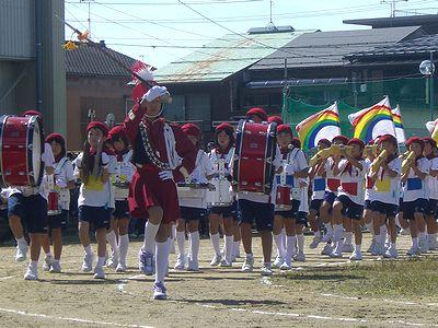 村上小学校運動会